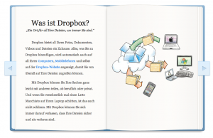 Was ist Dropbox? (Screenshot: Dropbox.com)