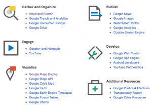 Google Media Tools (Foto: Screenshot)
