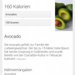 Wie viel Kalorien hat eine Avocado?