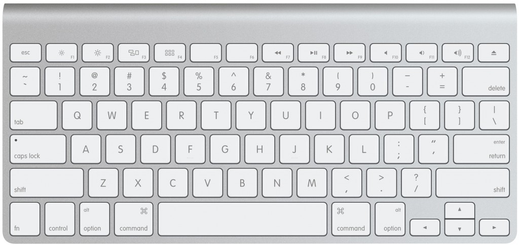 Apple Wireless Keyboard (Foto: Hersteller)