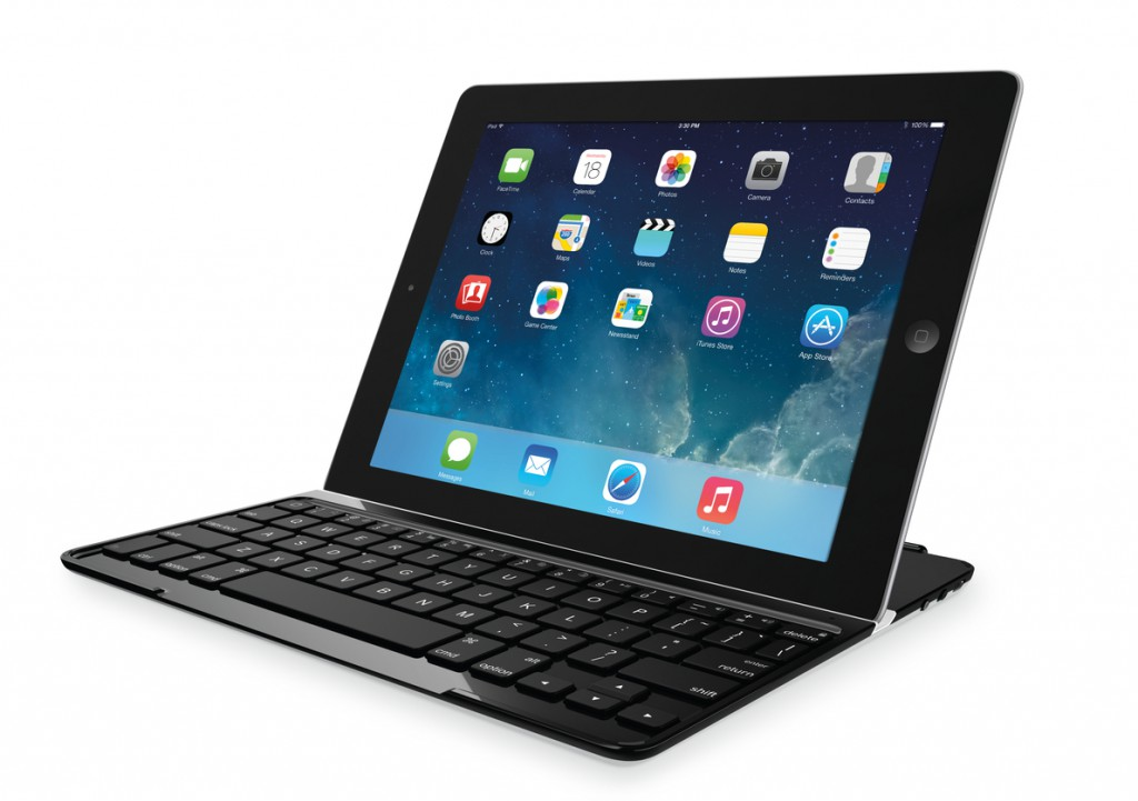 Logitech Ultrathin Keyboard Cover (Foto: Hersteller)