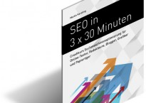 "Das E-Book ""SEO in 3 x 30 Minuten"" gibt es bei Amazon.de (Foto: Autor)"