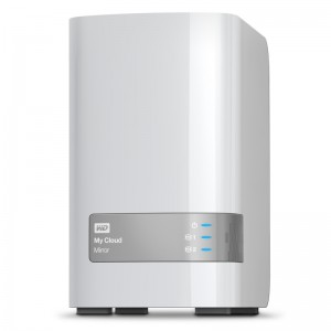 Western Digital My Cloud Mirror (Foto: www.wdbrand.com)