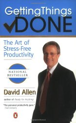 David Allen: Getting Things Done. The Art of Stress-Free Productivity (Link führt zu Amazon.de)