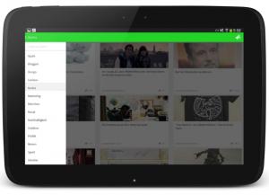 Blogbox läuft jetzt auch auf Android-Tablets (Foto: Blogbox)