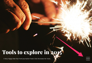 Tools to explore in 2015