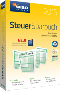Wiso Steuer Sparbuch 2015 (Foto: Buhl Data)