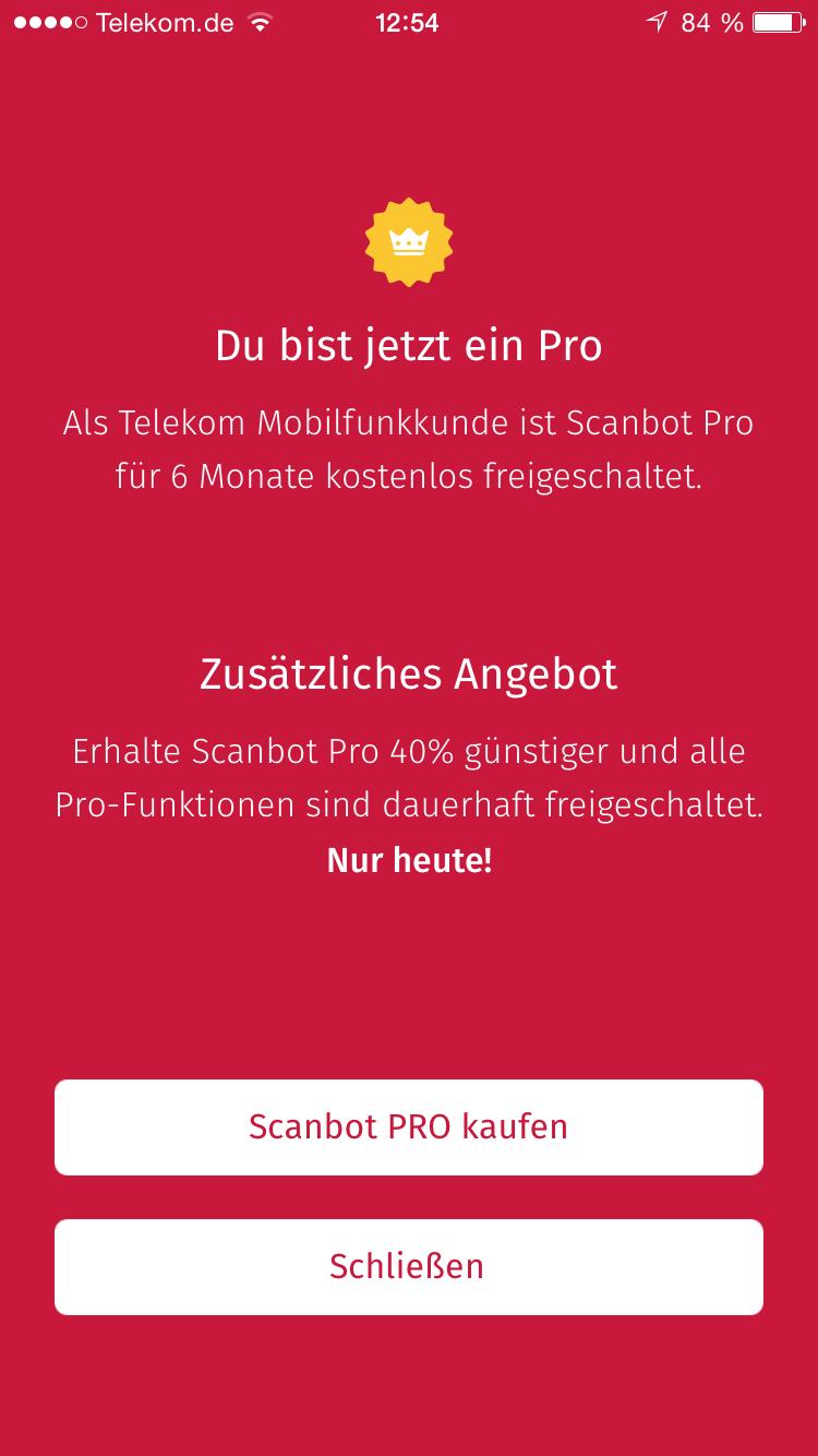 Scanner Apps Im Vergleich Evernote Scannable Gegen Scanbot Io