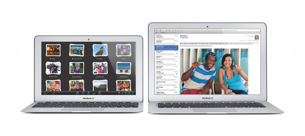 MacBook Air 11 und 13 Zoll (Foto: Apple)