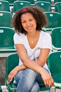 Tickaroo-Gründerin Naomi Owusu (Foto: www.mattundglaenzend.de)