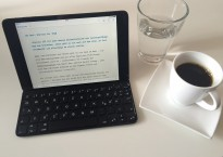 Ulysses auf dem iPad (Foto: Oliver Havlat)