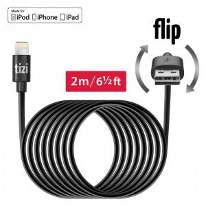 Tizi Flip mit 2 Metern Kabel (Foto: equinux)