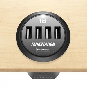 Tizi Tankstation (Foto: equinux)