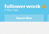 Logo Followerwonk (Foto: Screenshot)
