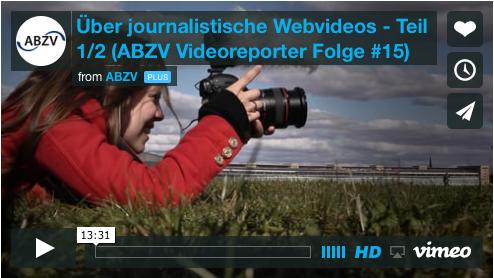 Video-Bild: ABZV Videoreporter Welt/Spon