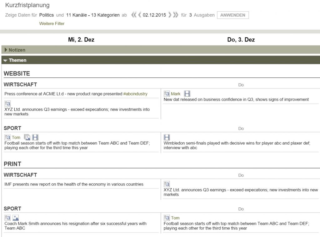 Desk-Net: Alle Themen im Überblick (Foto: Desk-Net)