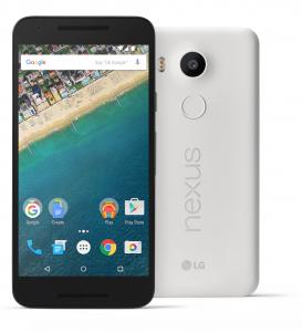Google Nexus 5X (Foto: Google)