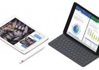 Das neue iPad Pro 9,7 Zoll mit Apple Pencil und Tastatur (Foto: Apple.de)