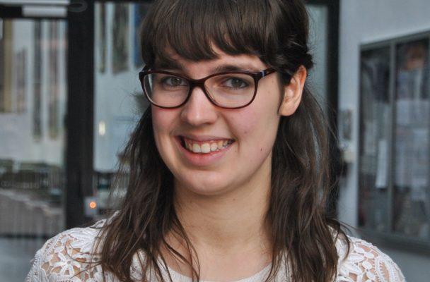 Johanna Daher (Foto: Marieke Polnik)