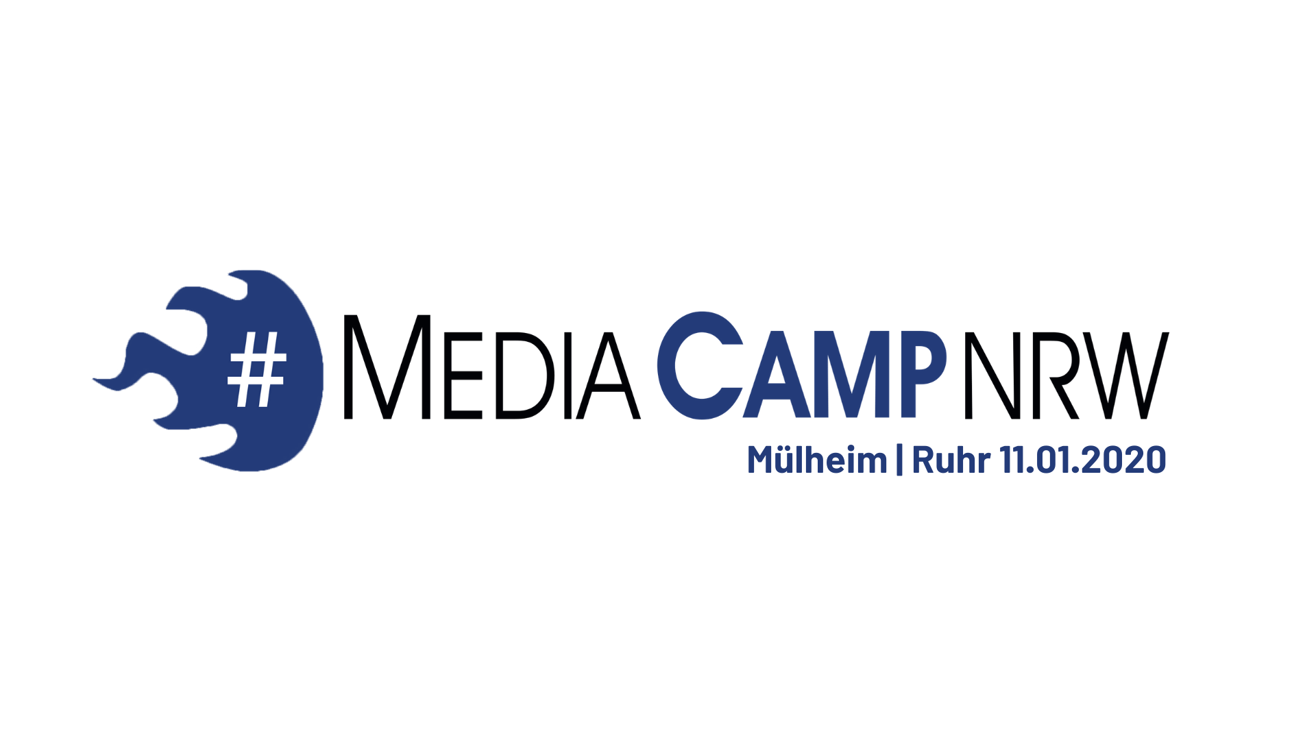 Logo MediaCampNRW 2020