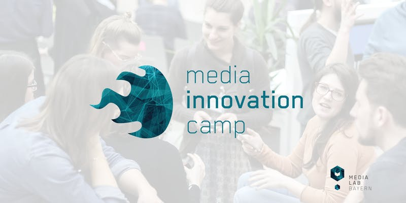Logo Media Innovation Camp