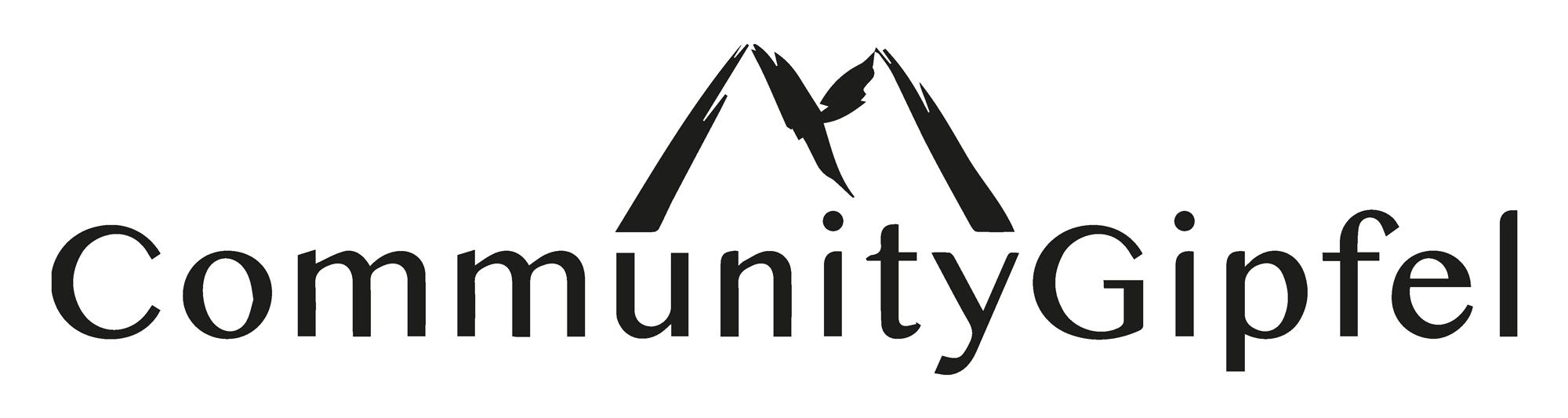 Logo Community Gipfel