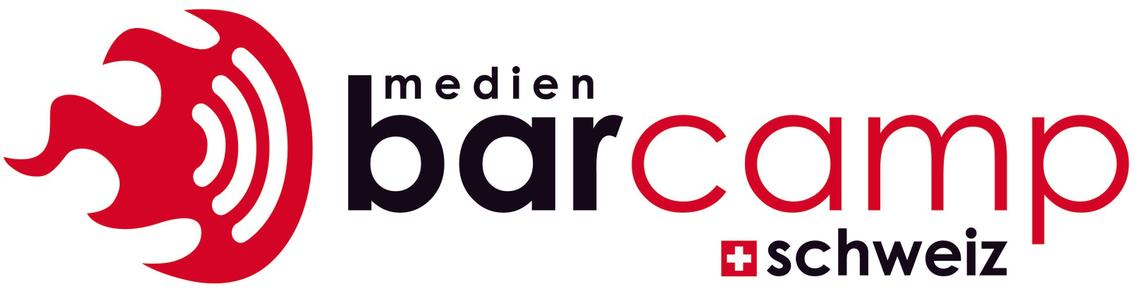 Logo Medien Barcamp Schweiz