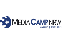 Logo MediaCampNRW 2021